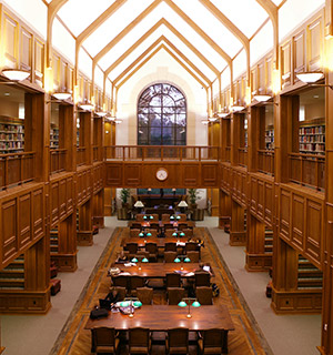 Donald E. Pray Law Library