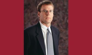 OU Law Professor Steven Cleveland