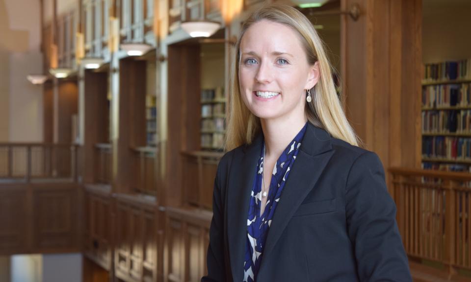 Rebecca Hamrin